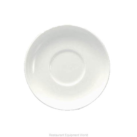 Oneida Crystal W6000000505 Saucer, China (Magnified)