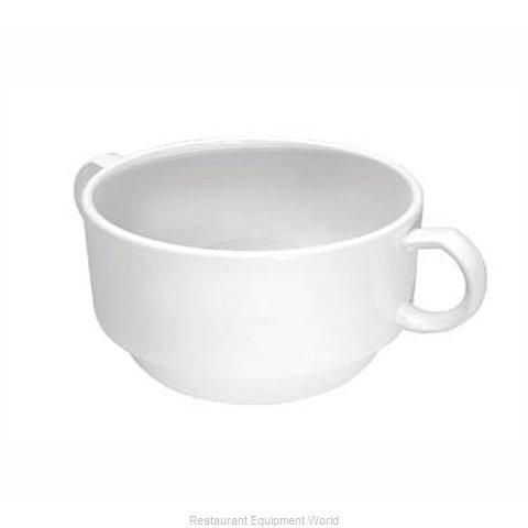 Oneida Crystal W6000000706 Bouillon Cups, China