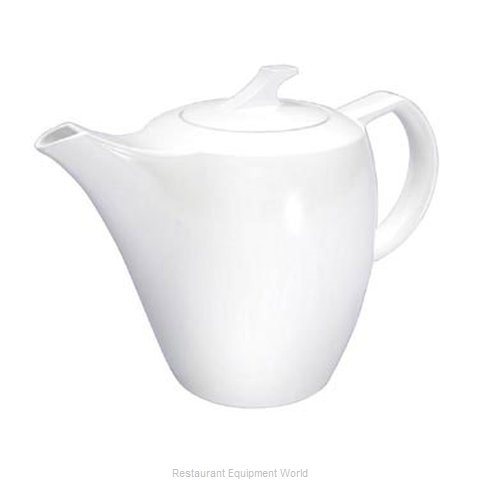 Oneida Crystal W6000000861 China Coffee Pot Teapot (Magnified)