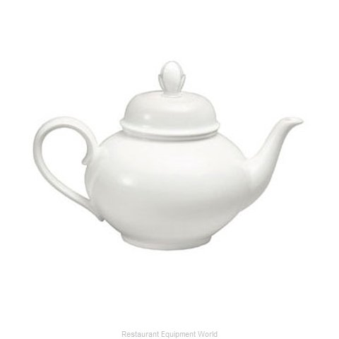 Oneida Crystal W6010000861 China Coffee Pot Teapot (Magnified)