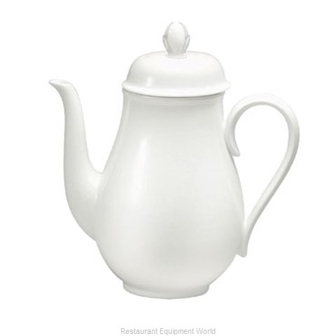 Oneida Crystal W6010000872 China Coffee Pot Teapot
