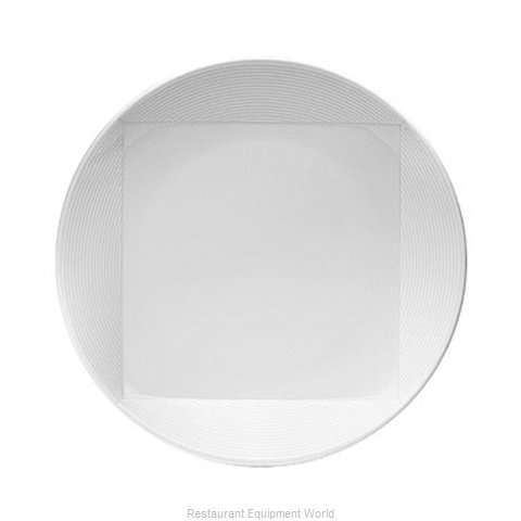Oneida Crystal W6052344139 China Plate (Magnified)