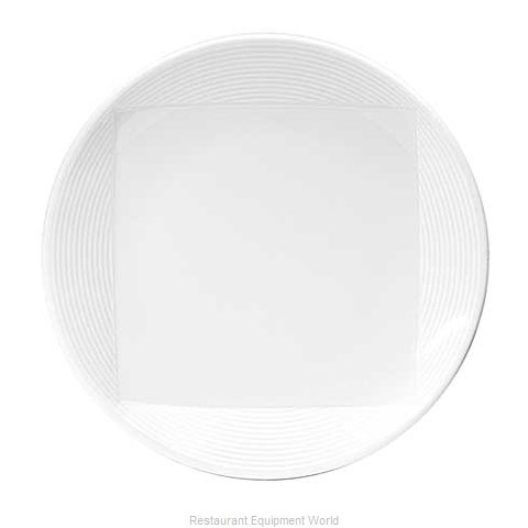 Oneida Crystal W6052344163 China Plate (Magnified)