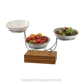 Oneida Crystal WS7000CKIT Display Stand, Tiered