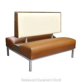 Original Wood Seating BQ-D-36 GR6 Booth