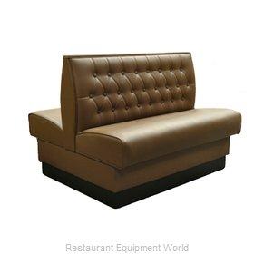 Original Wood Seating BT-D-48 GR9 Booth