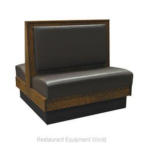 Original Wood Seating ENI-D-48 GR8 Booth