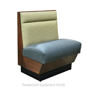 Original Wood Seating HOO-S-48 GR8 Booth