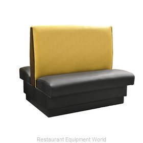 Original Wood Seating PO-D-36 GR6 Booth