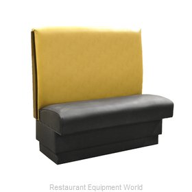Original Wood Seating PO-S-48 GR9 Booth