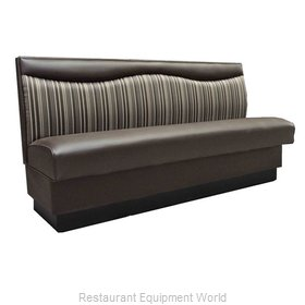 Original Wood Seating TZ-S-48 P7/COM Booth