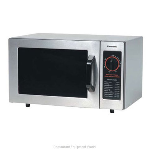 Panasonic NE-1022 Pro Microwave Oven (Magnified)