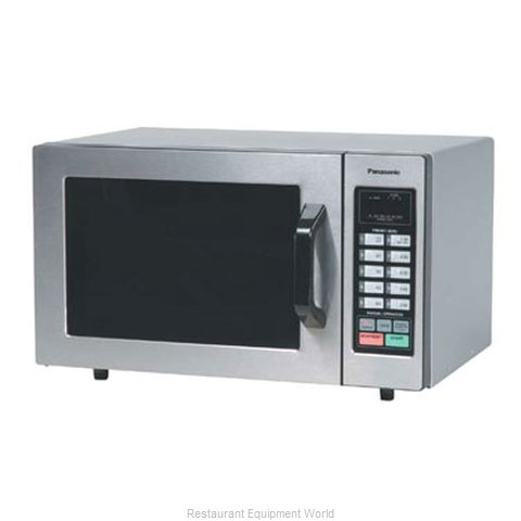 Panasonic NE-1054F Commercial Microwave (Magnified)