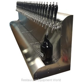 Perlick 3076-31 Draft Beer Dispensing Tower