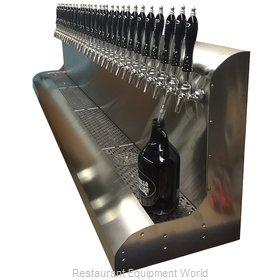 Perlick 3076-8 Draft Beer Dispensing Tower