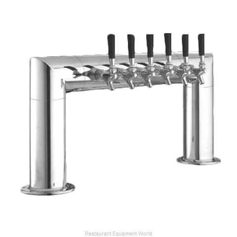 Perlick 4008-6B Draft Beer Dispensing Tower