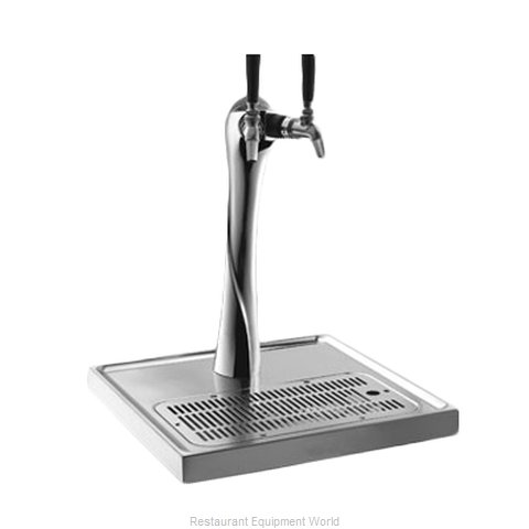 Perlick 4041-1B Iced Beer Dispensing Tower (Magnified)