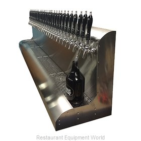 Perlick 4076BK20 Draft Beer Dispensing Tower
