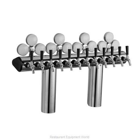 Perlick 66500P-12BIM Draft Beer Dispensing Tower