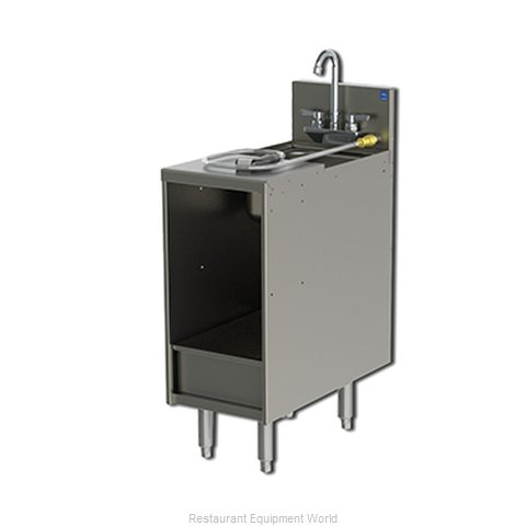 Perlick 7057-3 Chemical Storage Cabinet