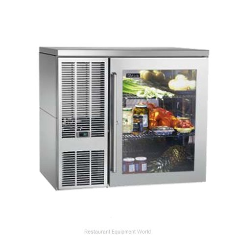 Perlick BBS36 Backbar Cabinet Refrigerated