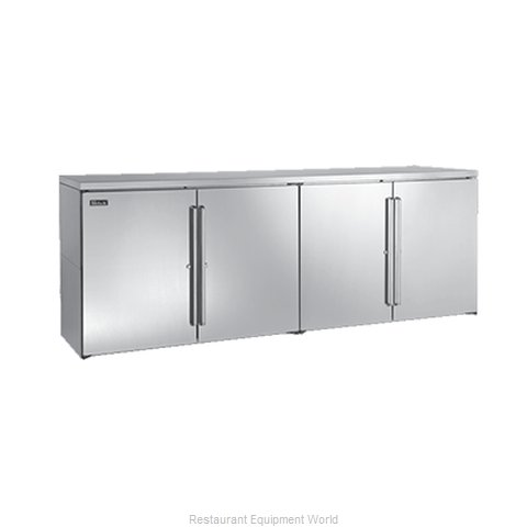 Perlick DB96 Back Bar Cabinet, Non-Refrigerated