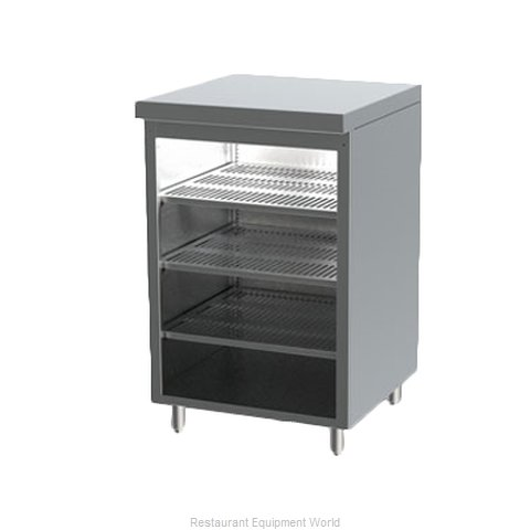 Perlick DBGS-18 Backbar Cabinet Non-Refrigerated Stationary