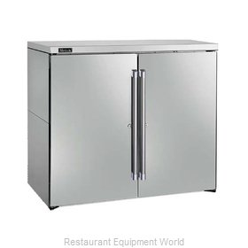 Perlick DBN40 Back Bar Cabinet, Non-Refrigerated