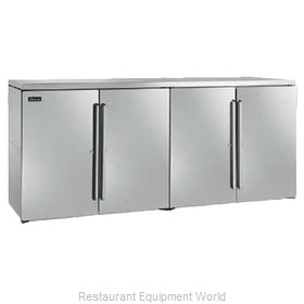 Perlick DBN80 Back Bar Cabinet, Non-Refrigerated