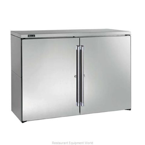 Perlick DBP48 Backbar Cabinet Non-Refrigerated Stationary (Magnified)
