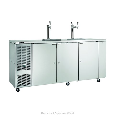 Perlick DDC92 Draft Beer Cooler