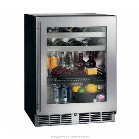 Perlick HA24BB-3R Reach-in Undercounter Refrigerator 1 section