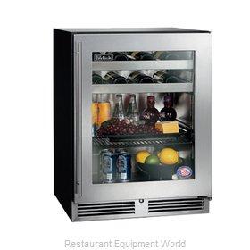 Perlick HB24BS Refrigerator, Undercounter, Reach-In