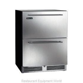 Perlick HB24FS Freezer, Undercounter, Reach-In