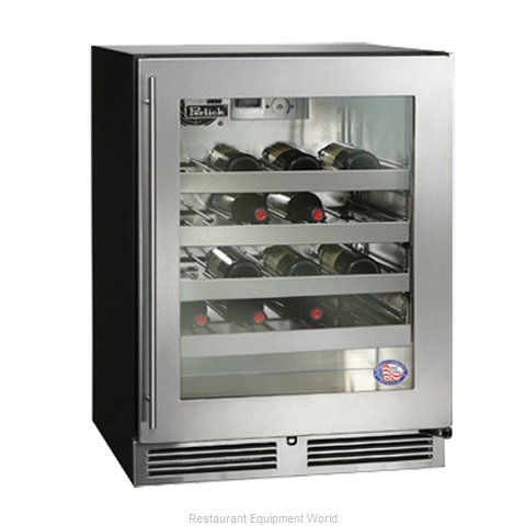 Perlick HB24WS Refrigerator, Wine, Reach-In (Magnified)