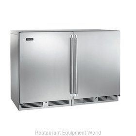 Perlick HC48RS Refrigerator, Undercounter, Reach-In