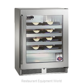 Perlick HD24WS Reach-in Wine Refrigerator 1 section