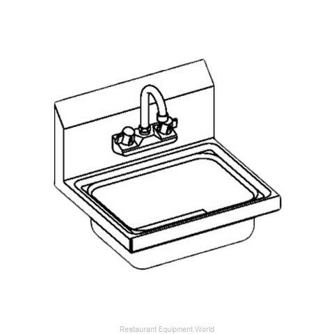 Perlick HS17WM Sink, Hand