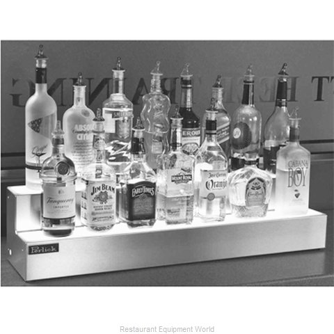 Perlick LMD2-84R Liquor Bottle Display, Countertop