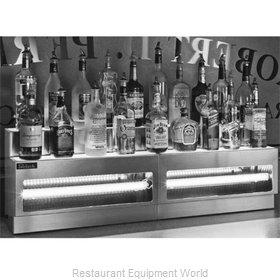 Perlick LMDS2-24L-BL Liquor Bottle Display, Countertop
