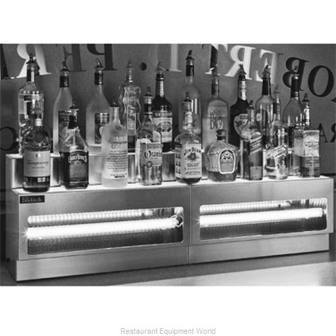 Perlick LMDS2-36L Liquor Bottle Display Countertop
