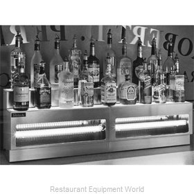 Perlick LMDS2-36R Liquor Bottle Display, Countertop