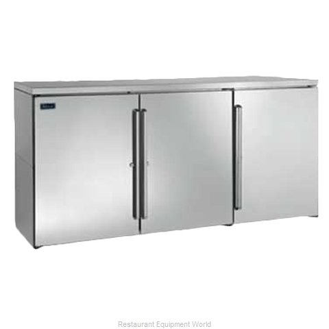 Perlick PTR48 Backbar Cabinet Refrigerated