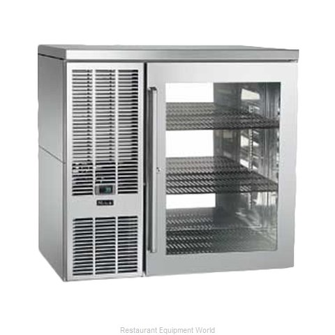Perlick PTS36 Backbar Cabinet Refrigerated
