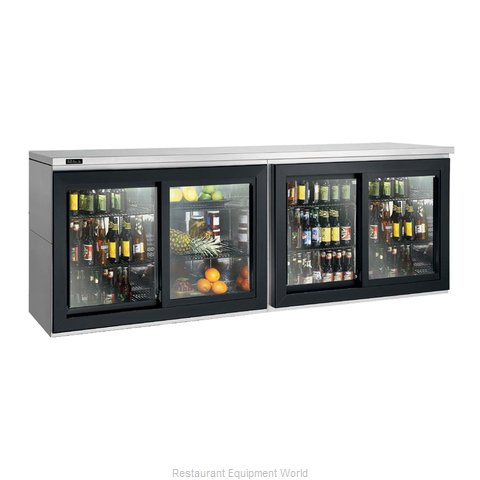 Perlick SDBR96 Backbar Cabinet Refrigerated