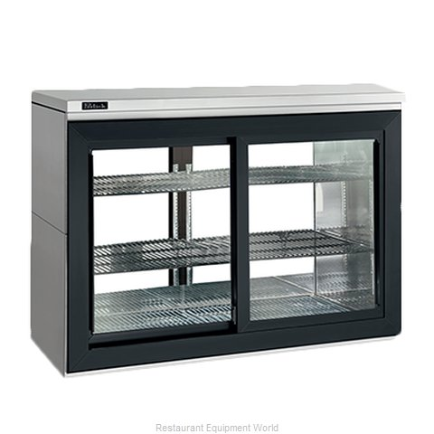 Perlick SDPR48 Backbar Cabinet Refrigerated