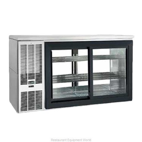 Perlick SDPS60 Backbar Cabinet Refrigerated