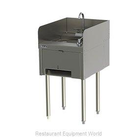 Perlick TS18HST Underbar Hand Sink Unit
