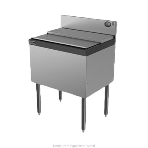 Perlick TS48IC10 Underbar Ice Bin/Cocktail Unit (Magnified)