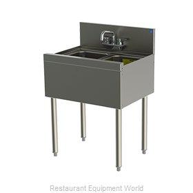 Perlick TSD22C Underbar Sink Units
